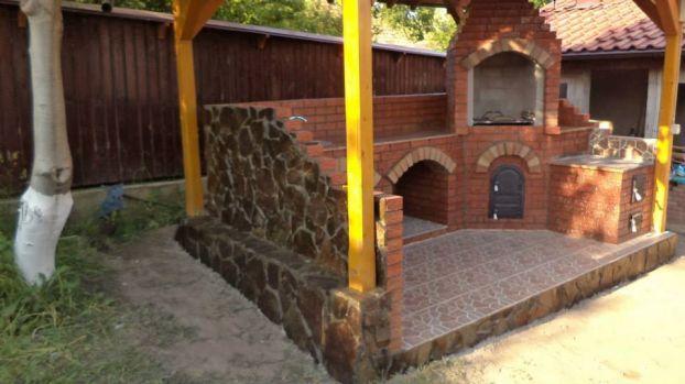 Servicii Constructii Amenajari Gratare De Gradina Neamt