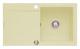 Chiuveta pentru bucatarie Pyramis Alya 1B 1D 76x44 Wanilia Cod: 890021621
