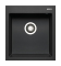 Chiuveta bucatarie Pyramis granit ISTROS 46x50 1B Carbon Cod: 70043811