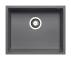 Chiuveta bucatarie Pyramis granit TETRAGON 50x40 1B Iron Grey Cod: 70067011