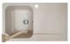 Set Pyramis chiuveta soft compozit Level Durothek 1B 1D ST Bej + Baterie Cod: 29141111LDAS
