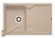 Set Pyramis chiuveta granit Portos & baterie Asalia Bej Cod: 890040003A
