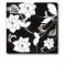 Tablou Deco Flowers I - 30x30 cm
