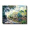 Tablou Seine near Giverny by Claude Monet - 80 x 60 cm