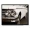 Tablou Classic Car Portrait - 80 x 60 cm