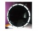 Oglinda  cu leduri - 125 mm Ardes