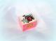 Cutiuta din lemn - model floral - 0558