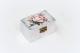 Cutiuta din lemn - trandafiri - 8344