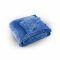 Cuvertură albastră Pilonga 220x240 cm
