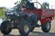 ATV Bumper 250 cmc, HW