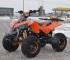 ATV Barossa Warrior 125cc Mode