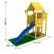 Loc de joaca pentru copii Jungle Gym Palace