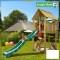 Loc de joaca pentru copii Jungle Gym Cabin