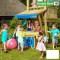 Modul cu lemn Jungle Gym Mini Market