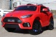 Ford Focus RS CU ROTI MOI #RED