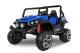 UTV Electric Golf-Kart BLUE