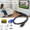 Cablu conectare HDMI - VGA lungime 1,8 metri