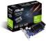 Placa Video Asus 210-SL-TC1GD3-L Nvidia GeForce 210 1GB GDDR3