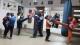 Curs kickbox, tir sportiv