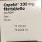 Ospolot 200mg 50 tablete