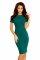 Rochie dama Reyna, Verde XS