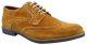 Pantofi Barbatesti Maro deschis Piele Intoarsa Naturala - S&G Shoes