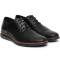 Pantofi barbati Virgilio cu aspect texturat, Negru 45
