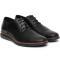Pantofi barbati Virgilio cu aspect texturat, Negru 42