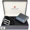 Set cadou barbati Pierre Cardin GBS742 - Exclusive Collection - cu protectie RFID 125 cm