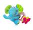 Lorelli - Jucarie  Elefant din Plus cu Pilute Zornaitoare - 0903    -   1019005 3001