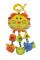 Lorelli - Jucarie Plus cu Clips de Prindere  si Animale Atarnate - 1019066 0000