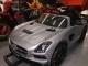 Masina electrica Mercedes SLS