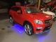 Mercedes GL63 cu Display #RED